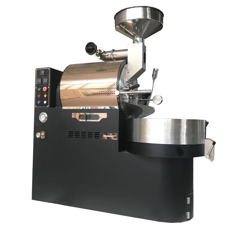 Máy rang cà phê Máy rang cà phê bằng gas