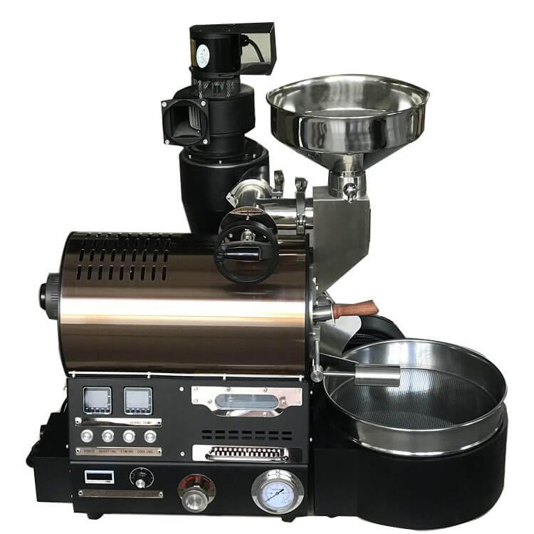 600G Cà phê rang xay mẫu cà phê Máy rang cà phê hạt rang